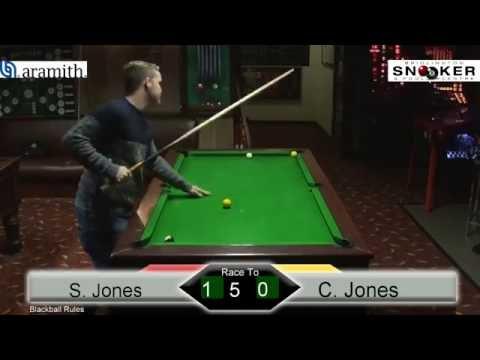 Sam Jones v Cory Jones  Friendly RT5