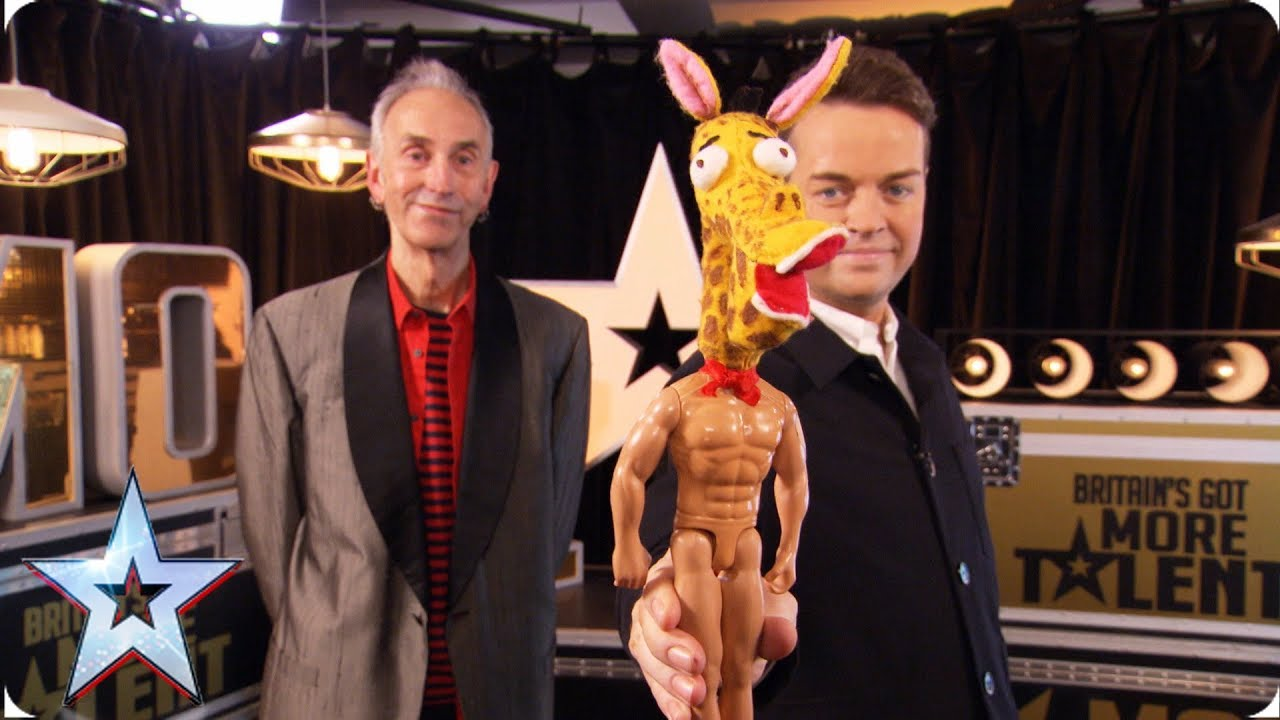 Have you ever heard a song about an 'Action Man with a giraffe's head'?!   Auditions