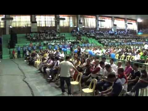 Dapitan City Multi Sectoral Consultation on Federalism Introduction of Participants