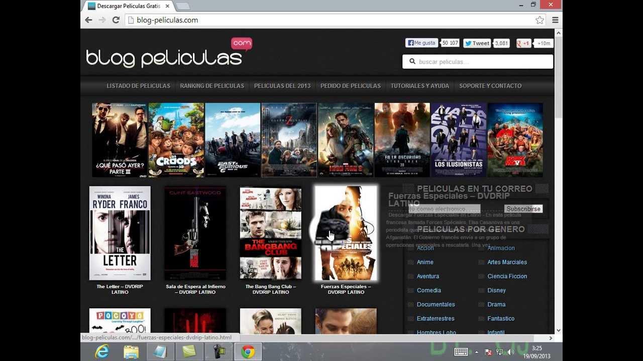 2 Paginas Excelentes Para Ver Y O Descargar Peliculas De Los Mas Nuevo 2015 By Salvador Montelongo