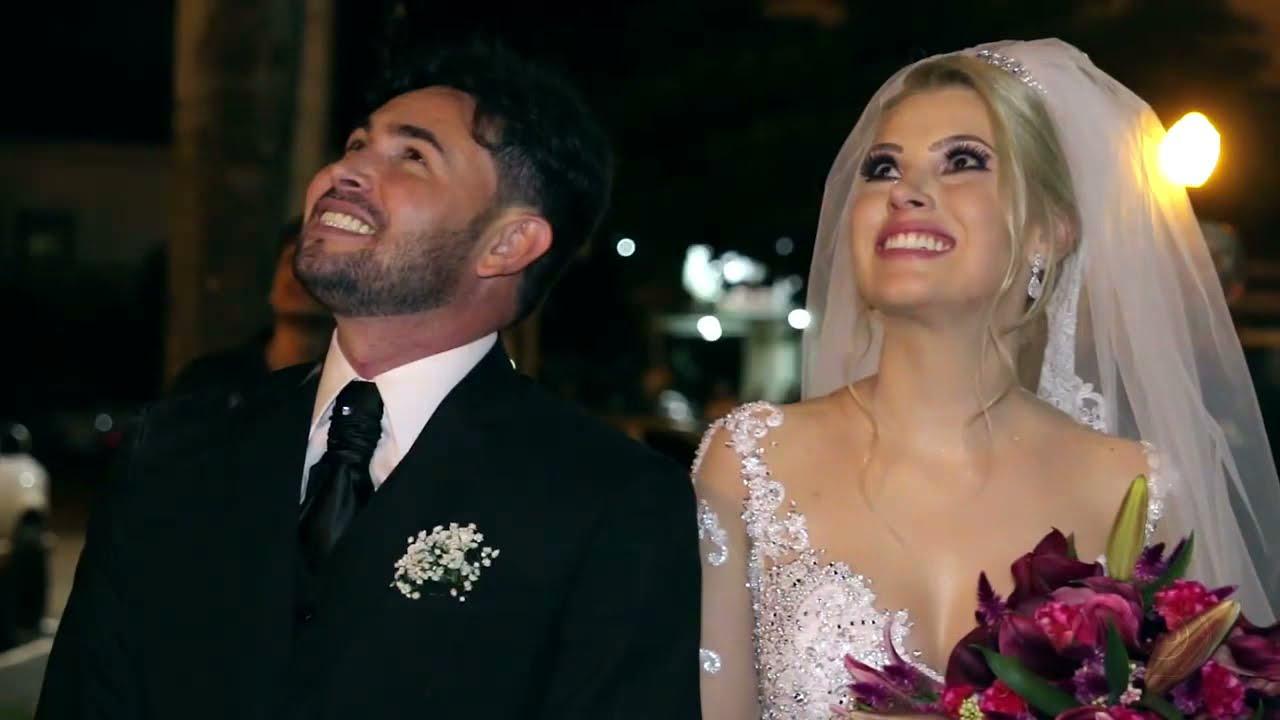 Coelho Fogos e Efeitos - casamento Valéria e Edgar