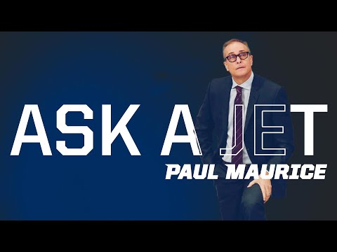 ASK A JET | Paul Maurice