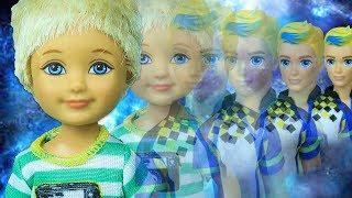 Barbie ve Ailesi Bölüm 196   Geçmişe Dönüş   Çizgi film tadında evcilik oyunları