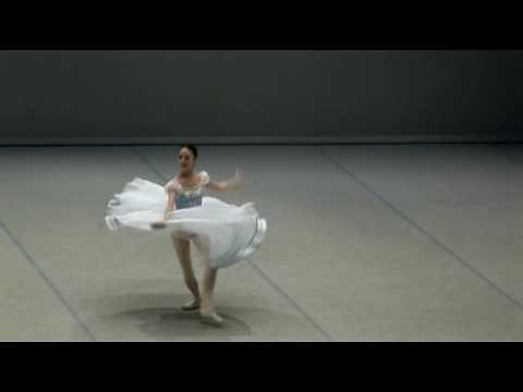 Prix de Lausanne 2008 Selections 17-18 year olds - Akane Takada