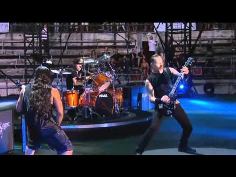 Metallica - Blackened [Nimes 2009] (HD)