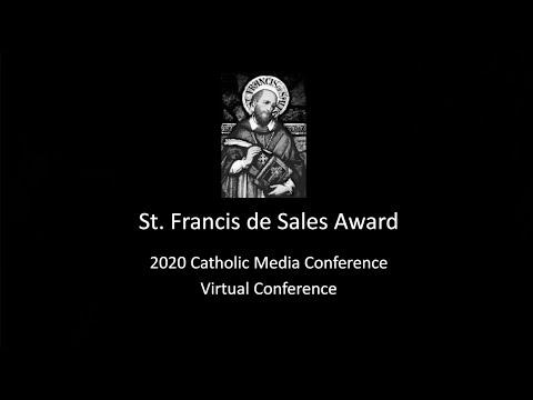St. Francis de Sales Award announcement