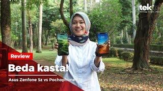 Asus Zenfone 5z bantai Pocophone F1