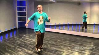 Илья Вяльцев - урок 4: видео танец хаус