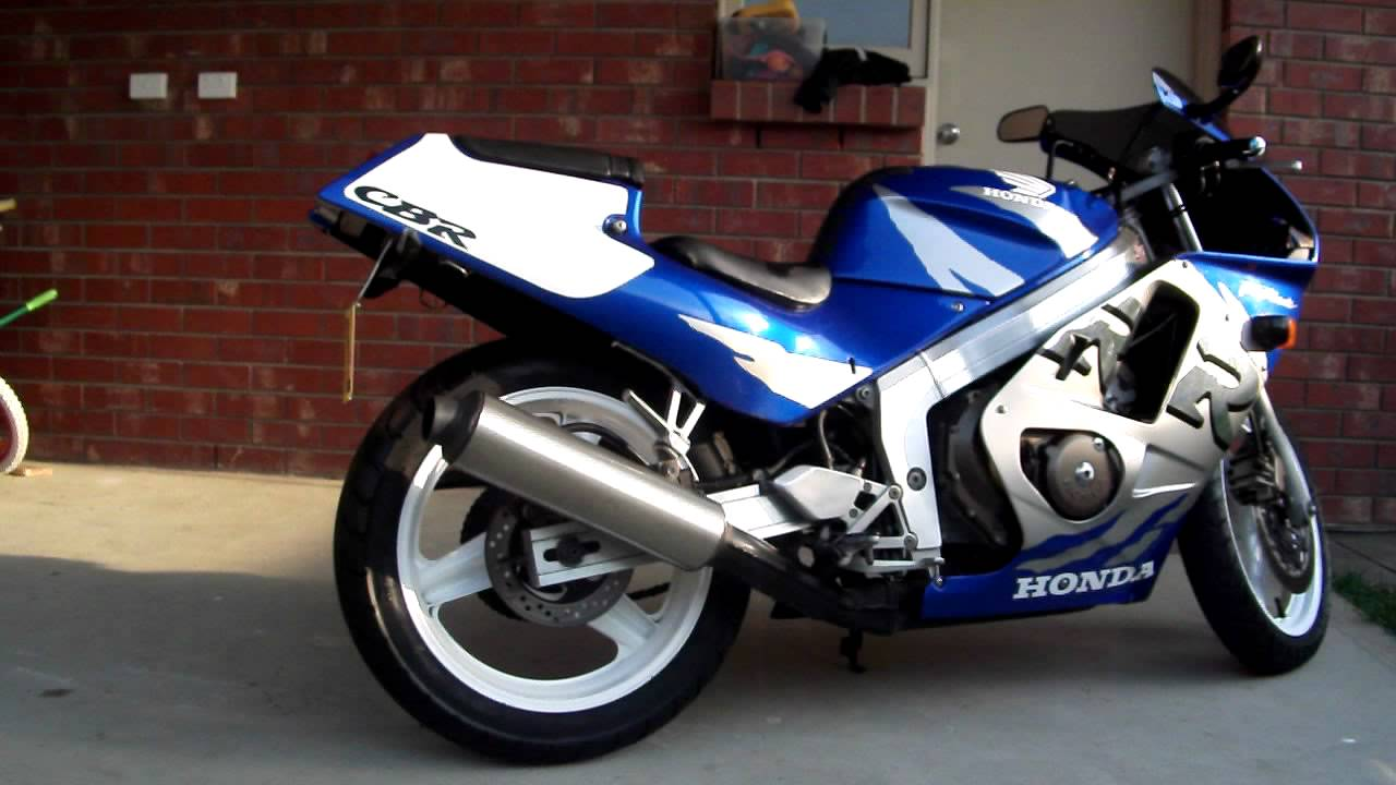 Honda Cbr 250r K Mc19 1989 45 Ps 33 Kw Youtube