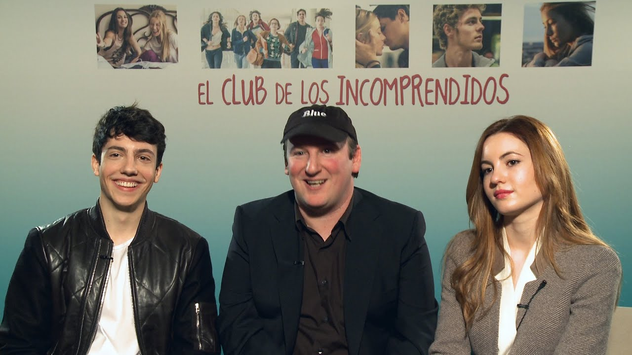 El Club Delos Incomprendidos Libro Película Quotel Club De La Incomprendidos Quot Entrevista A