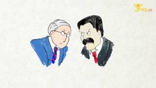 """Видео урок: """"Студената война: братските държави и Големият брат"""""""