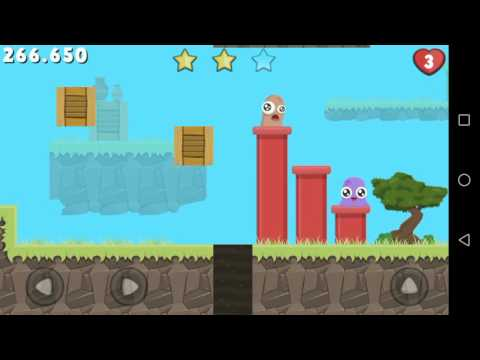 Moy's World : World 1 - Level 6... Gameplay (Free Game On Android)