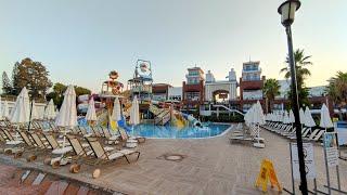 Обзор Club Aqua Plaza Hotel 4 Турция Аланья Окурджалар