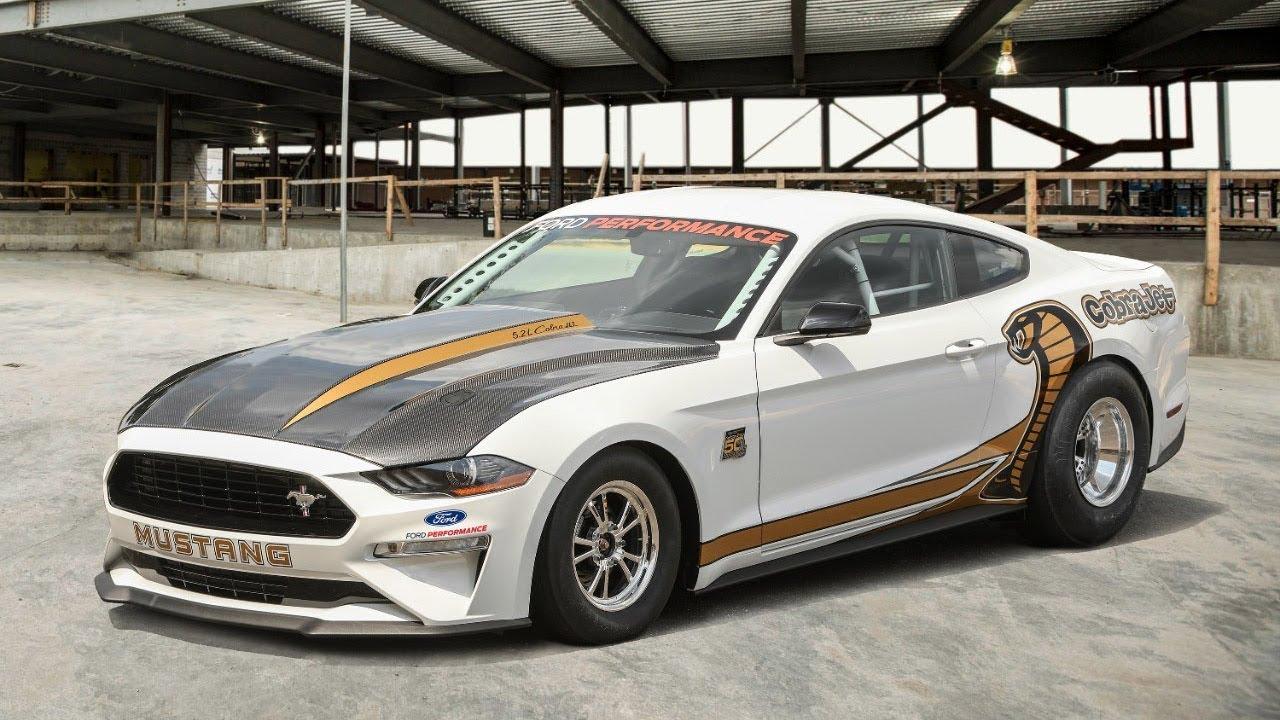 Cobra Mustang 2018