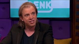 Jan Jaap van der Wal over de partij Denk - RTL LATE NIGHT