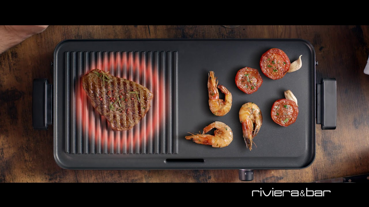 Plancha grill Power Zone RIVIERA & BAR Ambiance & Styles