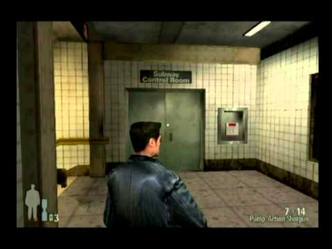 Max Payne Ps2 Part 1 Chapter 1 Youtube