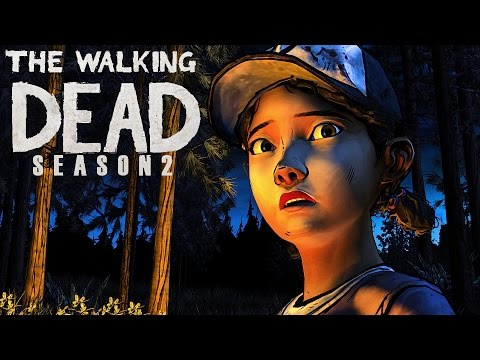 THE WALKING DEAD: SEASON TWO w/ MY BOYFRIEND!! (Episode 1)