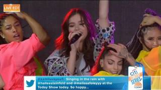 Hailee Steinfeld - Starving (7.14.2017)(Today Show HD)