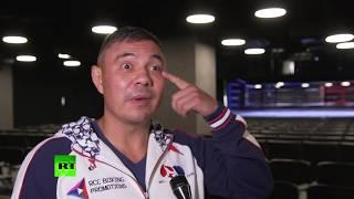 'I want Khabib to smash it. He'll stop McGregor!' - Ex-world boxing champ Tszyu