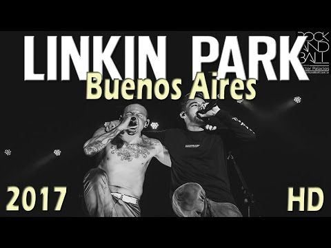 Linkin Park Live in Buenos Aires | Full HD 1080p