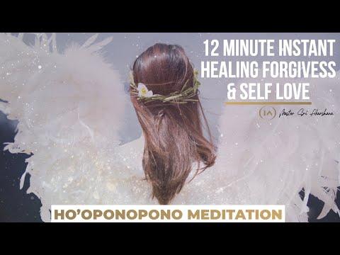 Ho'oponopono for Healing, Forgiveness & Self Love | Very Powerful Guided Meditation