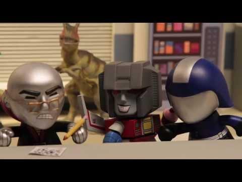 The Loyal Subjects - Transformers vs. G.I. Joe - Episode 1