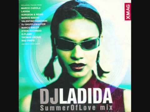 Dj Ladida - Summer Of Love Mix