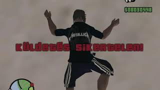 GTA San Andreas Funny die Wasted #8
