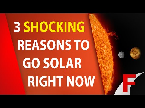 3 Shocking Reasons to Go Solar | FortuneEnergy PSA [The Truth About Solar Myths]
