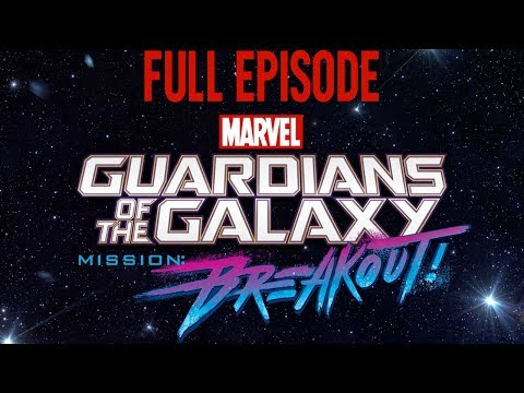 Black Vortex Part One | Full Episode | Marvel's Guardians Of The Galaxy | Disney XD