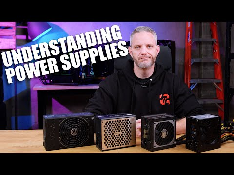 Beginners Guide to Power Supplies... How to understand the ratings