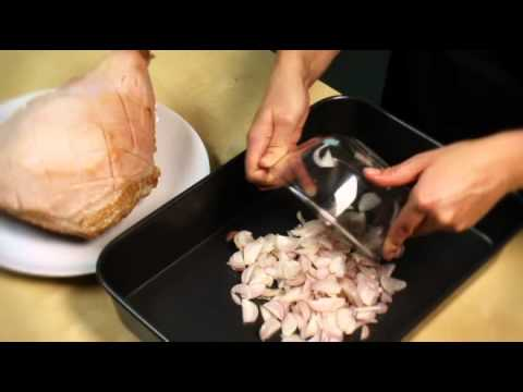 how to make gammon joint