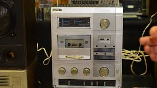 Стереофонический магнитофон Комета 225 1