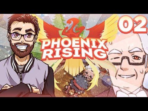 SHOULD WE BE EVIL?!   Phoenix Rising Part 02 w/ ShadyPenguinn