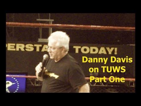 'Nightmare' Danny Davis on The Undisputed Wrestling Show (Pt. 1)