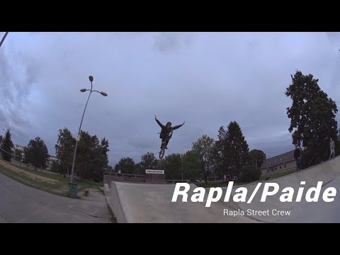Sponsor US|Rapla/Paide Skatepark Edit