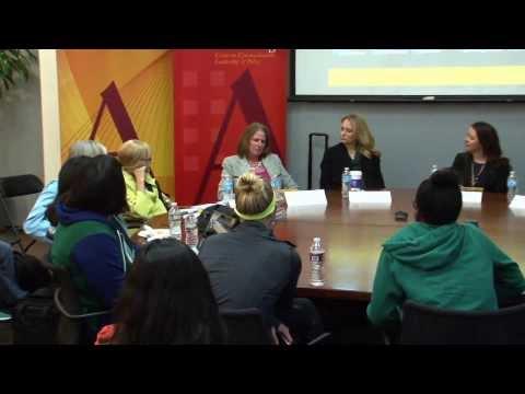 Journalism Forum -- Off the Bench: Women & Sports Journalism