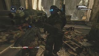 WTF HACKER!!! (Gears of War 3 Trolling)