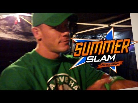 WWE Summerslam 2012 Music Video
