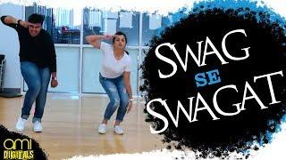 SWAG SE SWAGAT  | TIGER ZINDA HAI | SALMAN KHAN | KATRINA KAIF | RAVITEJA CHERUGHATTU | SASHA SINGH