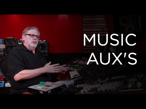 Music Aux's – Into The Lair #154