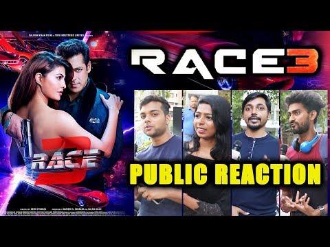 RACE 3 New Poster | PUBLIC REACTION |...