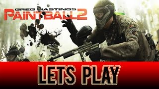 GREG HASTINGS PAINTBALL 2 (PS3 GAMEPLAY)
