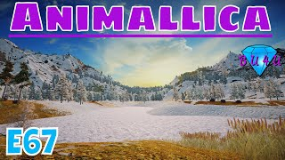New update: New biome and new animals - Animallica | Alpha 2.49 | Let's Play | S2E67