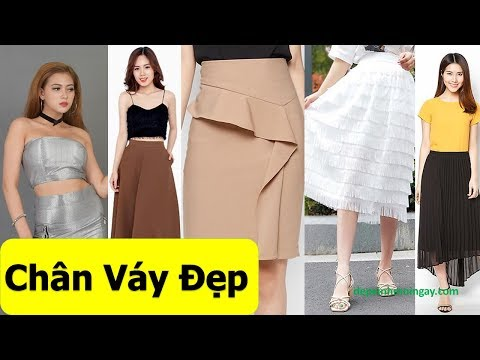 50 Mẫu Chân Váy đẹp Thời Trang được ưa Chuộng T8