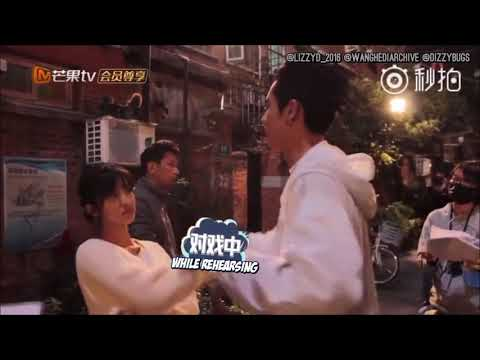 [ENG SUB] Meteor Garden BTS Shan Cai & Dao Ming Si's Moment (Qixi Special Video)