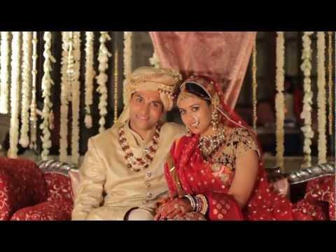 Anushree + Dhruv | A Royal Jaipur Wedding at Raj Palace, Jaipur Rajasthan