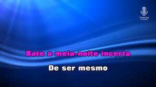 ♫ Demo - Karaoke - FADO DAS HORAS INCERTAS - Ana Moura