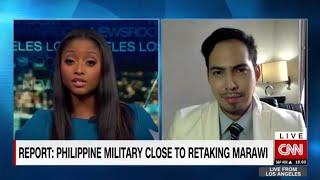 Richard Heydarian CNN Interview on ISIS vs Duterte